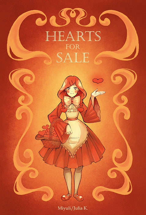 Hearts for Sale from miyuli - Webcomic Merchandise