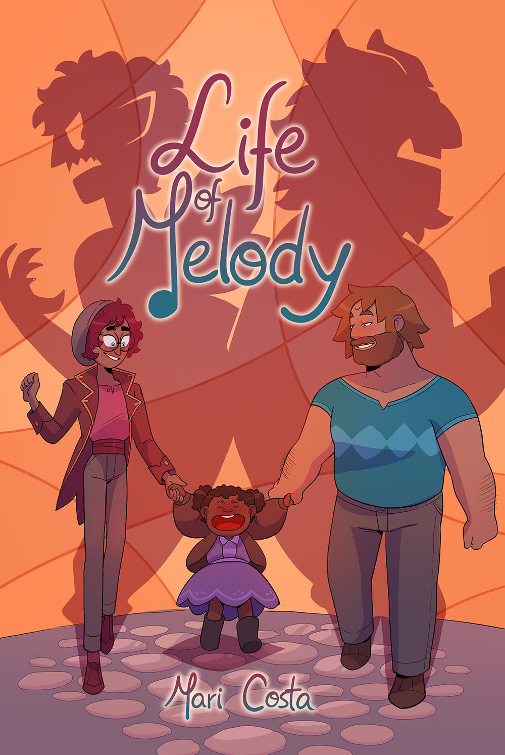 Life of Melody from Peritale - Webcomic Merchandise