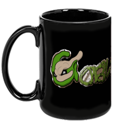 Goblins on Fire Mug from Goblins - Webcomic Merchandise