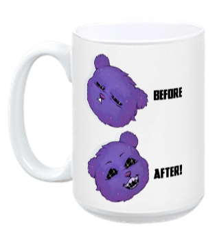 Ursa Major Mug from StarHammer - Webcomic Merchandise