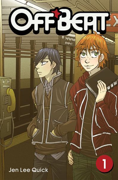 Off*Beat - Volume 1 from Off*Beat - Webcomic Merchandise