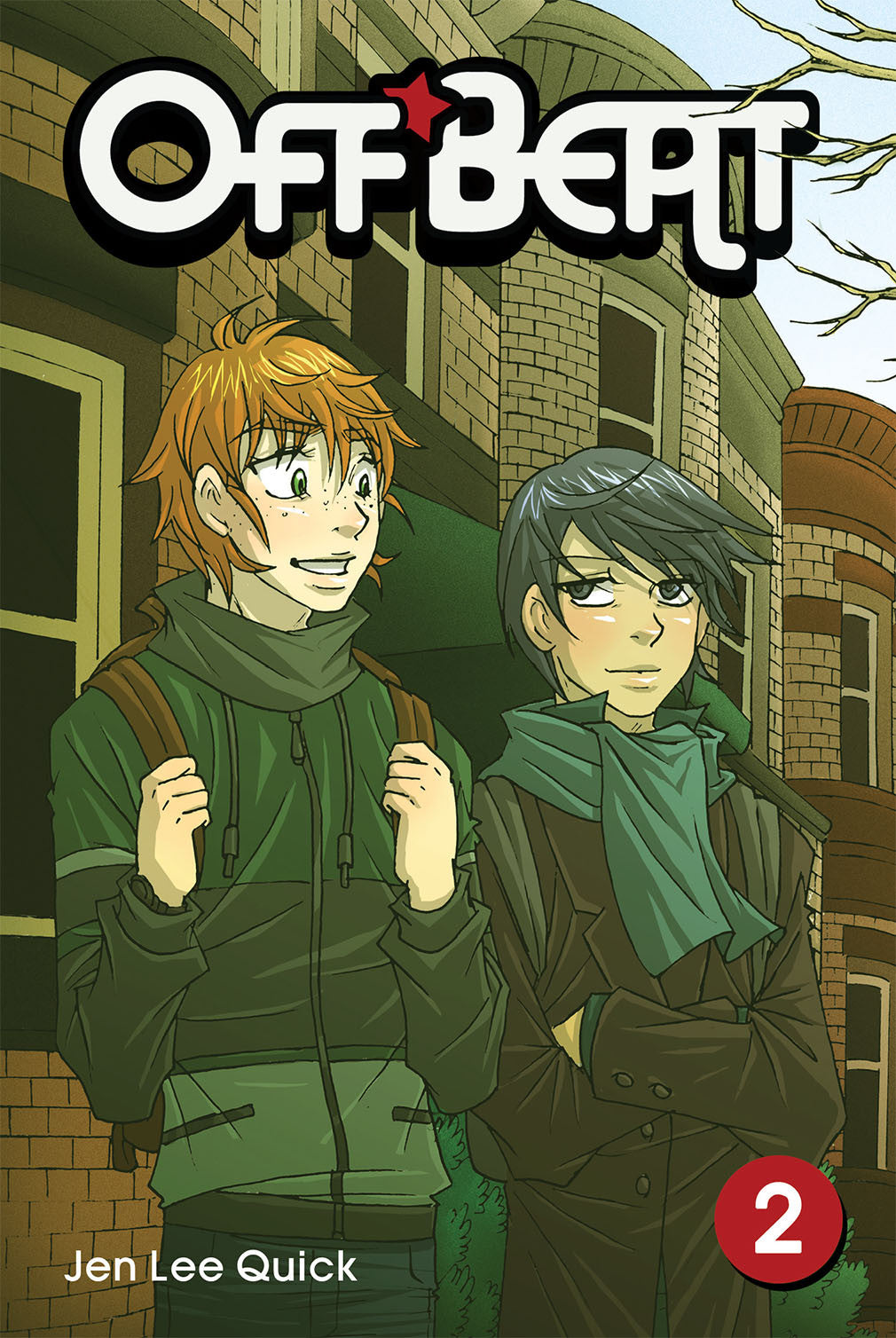 Off*Beat - Volume 2 from Off*Beat - Webcomic Merchandise