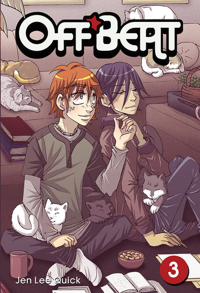 Off*Beat - Volume 3 - Ebook from Off*Beat - Webcomic Merchandise