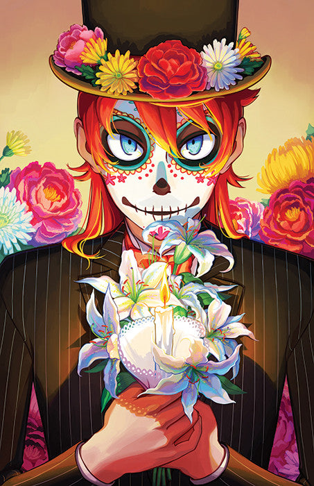 Awaken - Día de muertos print from Awaken - Webcomic Merchandise