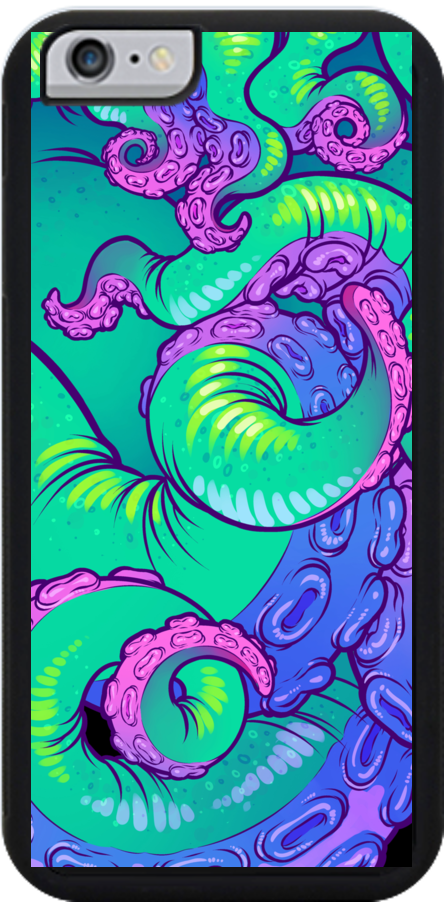 Cthulhu iPhone 6+ Case from Gunkiss - Webcomic Merchandise