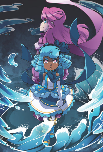 Aeration from Sleepless Domain - Webcomic Merchandise