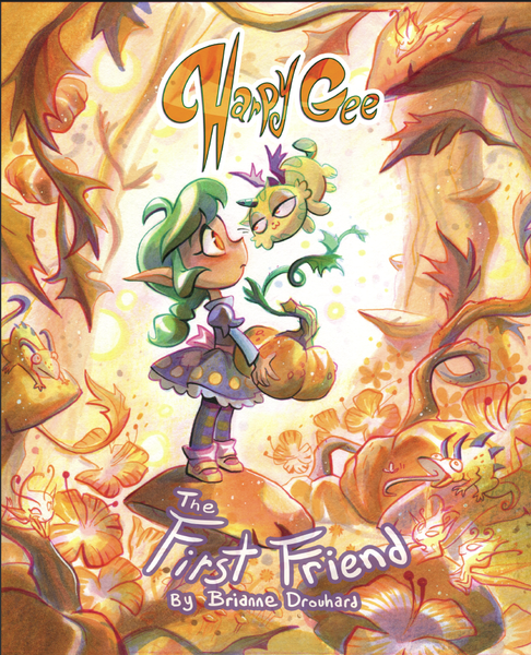 Harpy Gee - Volume 2 from Harpy Gee - Webcomic Merchandise