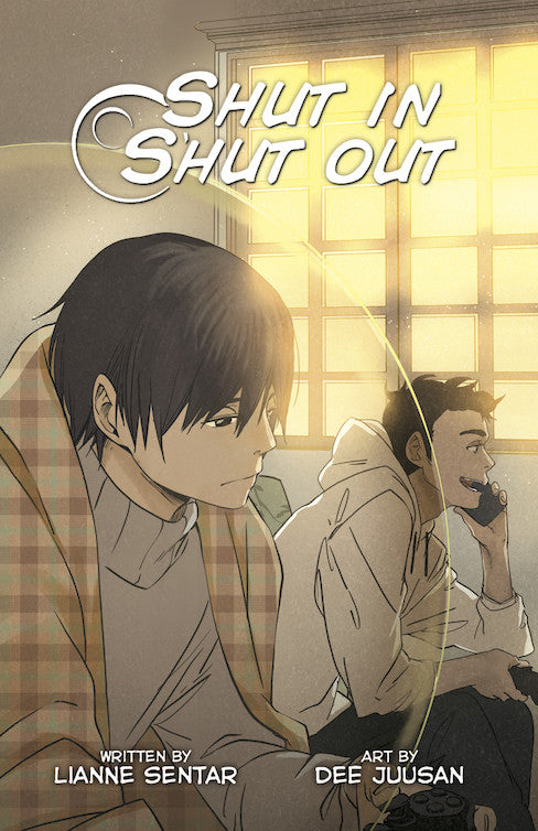 Shut In Shut Out - Ebook from Sparkler - Webcomic Merchandise