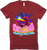 Back to School Fae Tee (Women's) from Flight Rising - Webcomic Merchandise