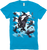 Flocking Skydancer Tee (Women's) from Flight Rising - Webcomic Merchandise