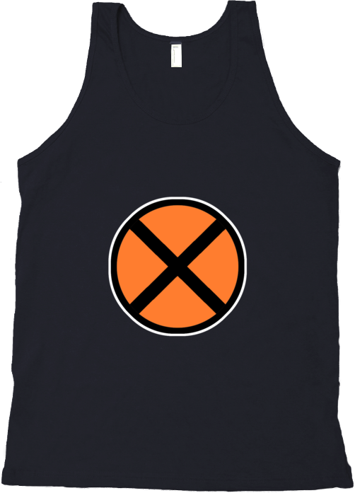 Trigger Tank Top from Ghost Junk Sickness - Webcomic Merchandise