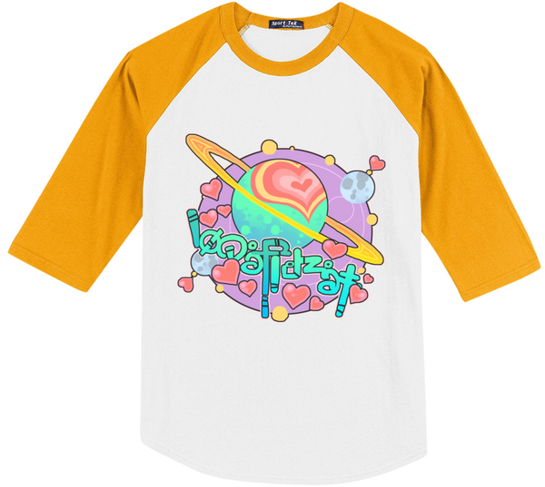 Love Planet Tee from Ghost Junk Sickness - Webcomic Merchandise