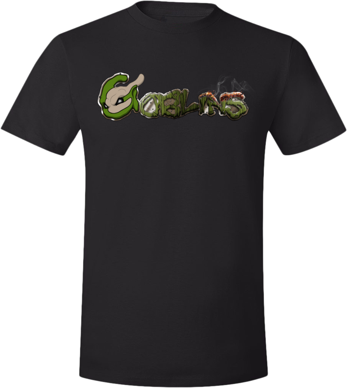 Goblins on Fire Tee (Unisex) from Goblins - Webcomic Merchandise