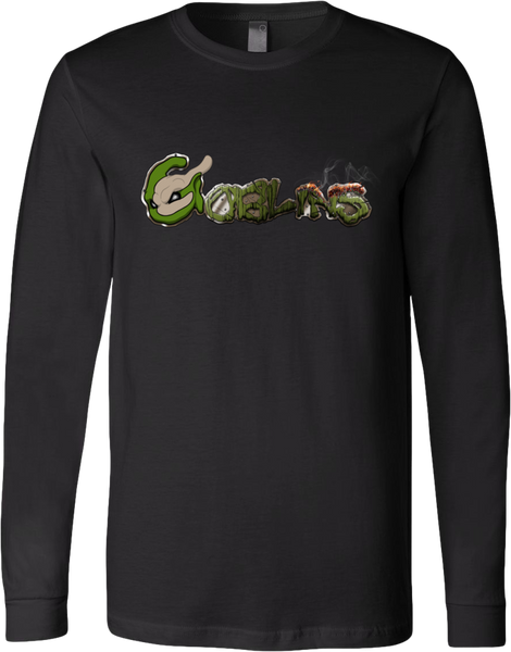 Goblins on Fire Long-Sleeve Tee