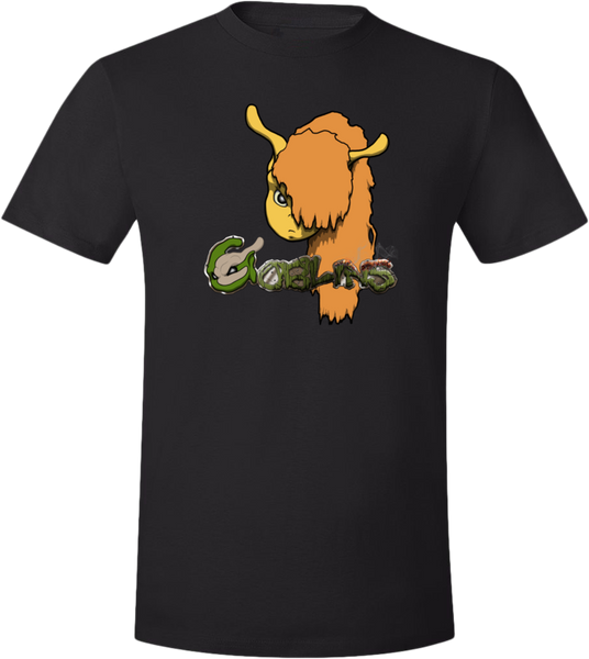 Saves A Fox Tee (Unisex) from Goblins - Webcomic Merchandise