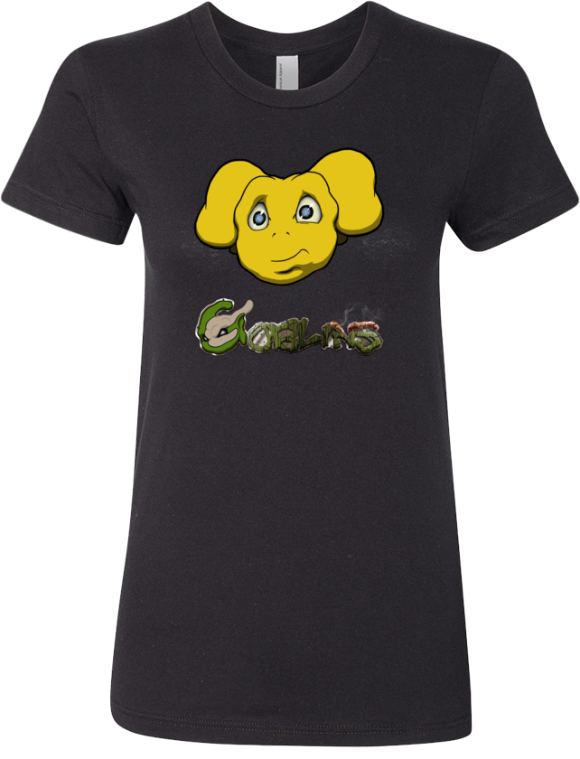Big Ears Tee (Women's) from Goblins - Webcomic Merchandise