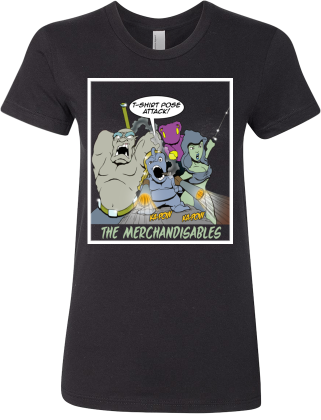 The Merchandisables Tee (Women's)