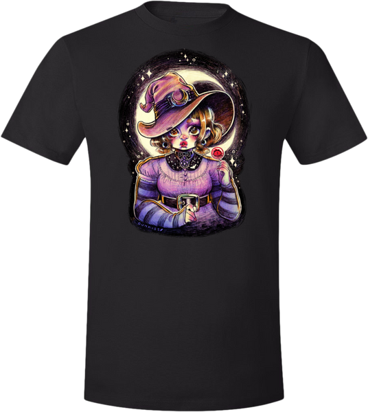 Witchy Tee (Unisex) from Gunkiss - Webcomic Merchandise