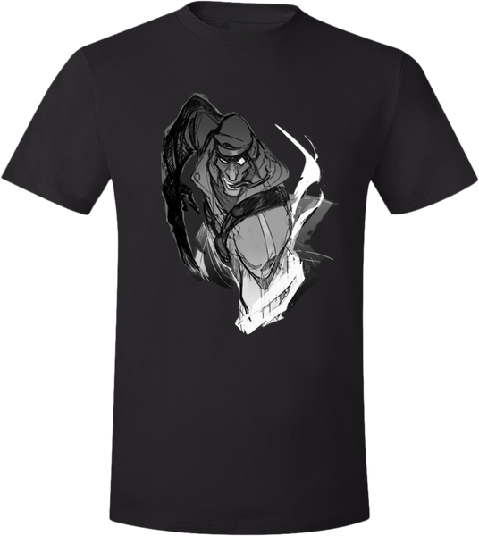 Shard Tee (Unisex) from Iron Crown - Webcomic Merchandise