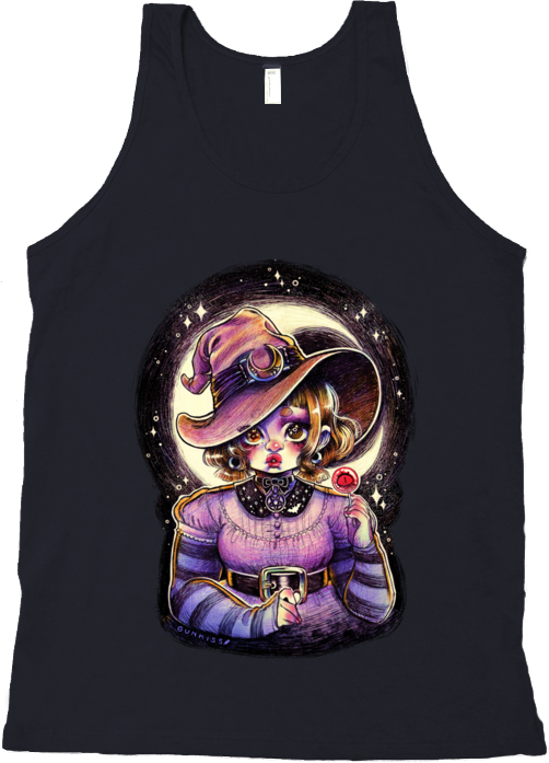 Witchy Tank