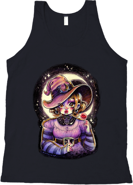 Witchy Tank from Gunkiss - Webcomic Merchandise