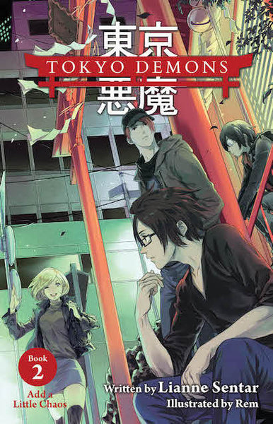 Tokyo Demons - Volume 2 from Sparkler - Webcomic Merchandise