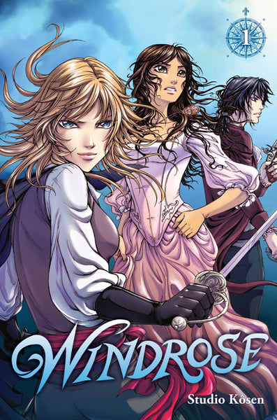 Windrose - Volume 1 from Windrose - Webcomic Merchandise