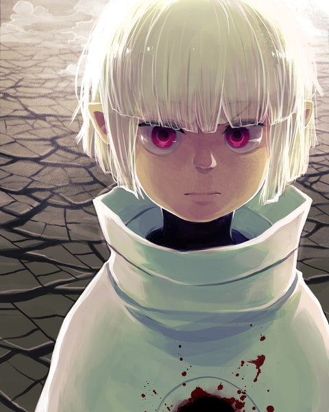 The Boy Who Fell - The Blood Demon Print from The Boy Who Fell - Webcomic Merchandise