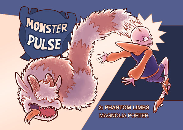 Monster Pulse - Volume 2: Phantom Limbs from Monster Pulse - Webcomic Merchandise