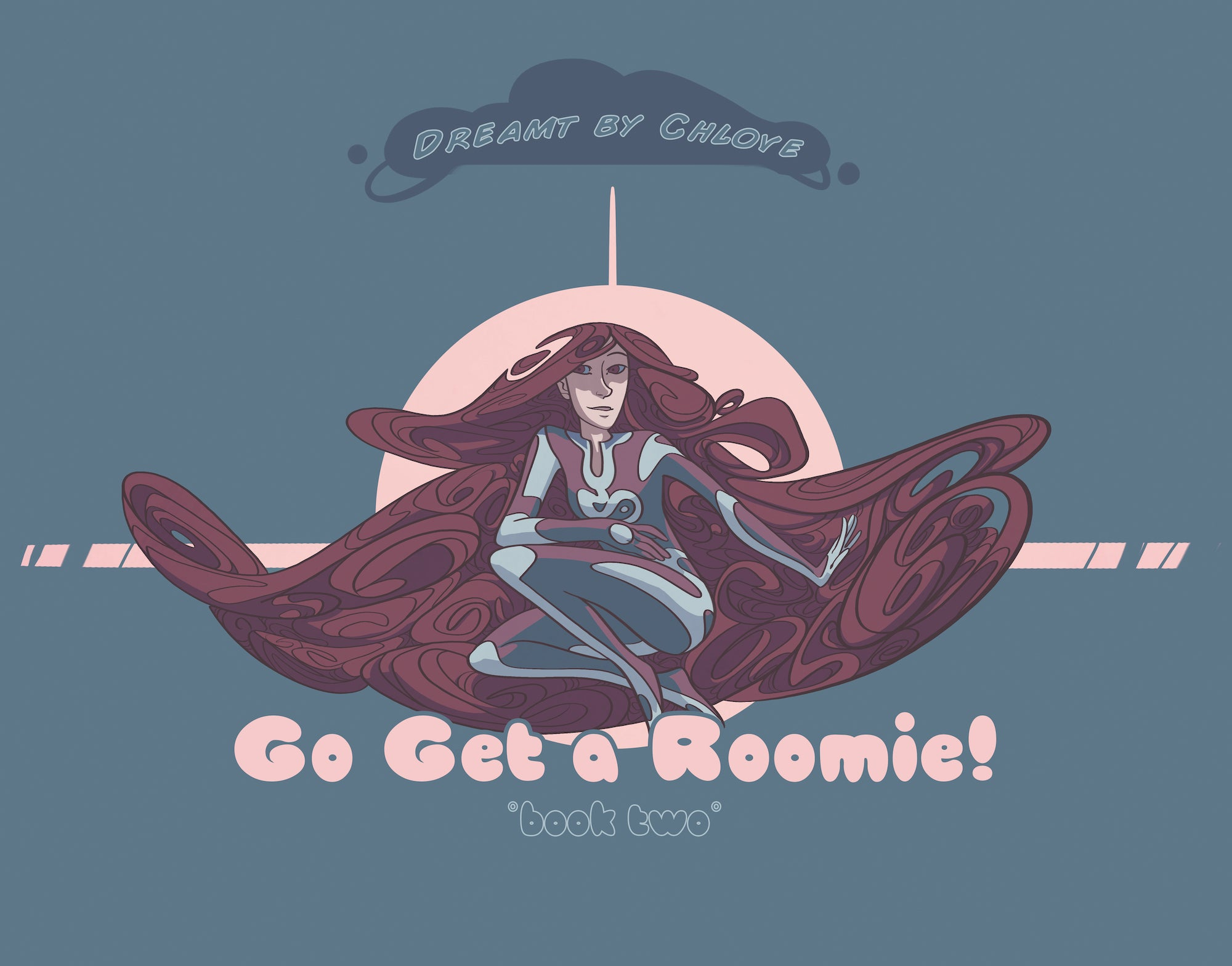 Go Get a Roomie - Book Two from Go Get a Roomie - Webcomic Merchandise