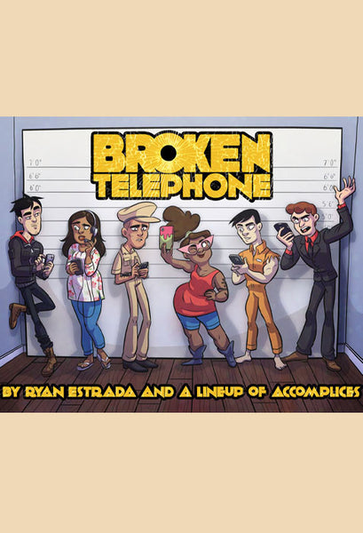 Broken Telephone - Ebook format from Broken Telephone - Webcomic Merchandise