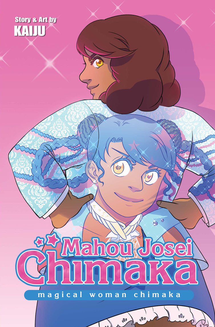 Mahou Josei Chimaka (Magical Woman Chimaka) from Agents of the Realm - Webcomic Merchandise