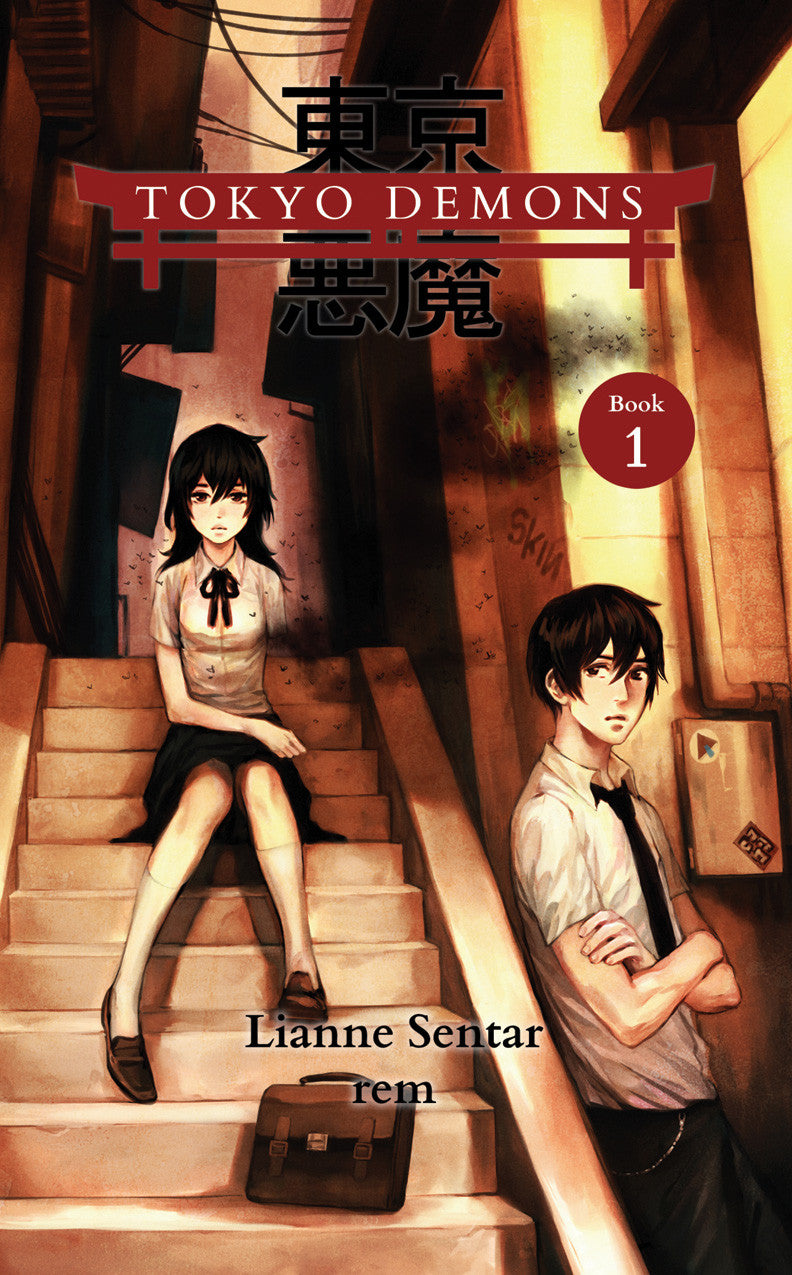 Tokyo Demons - Volume 1 from Sparkler - Webcomic Merchandise