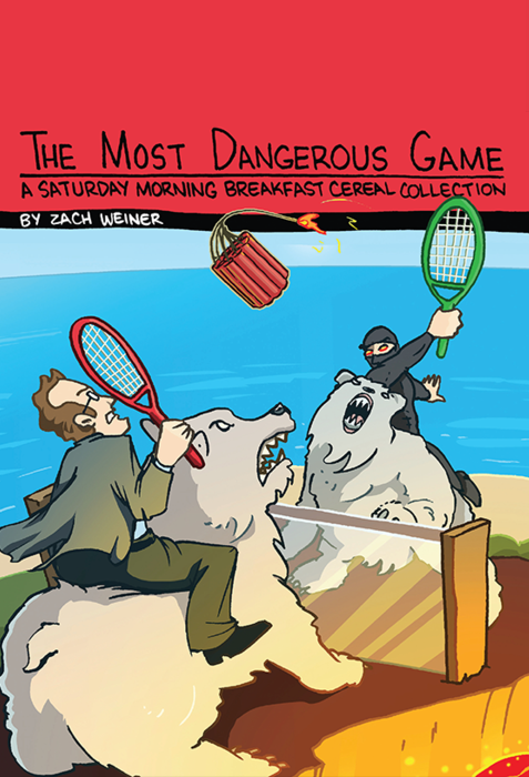 SMBC Collection - The Most Dangerous Game