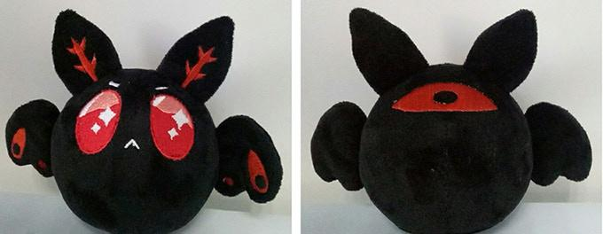 Mothball plush