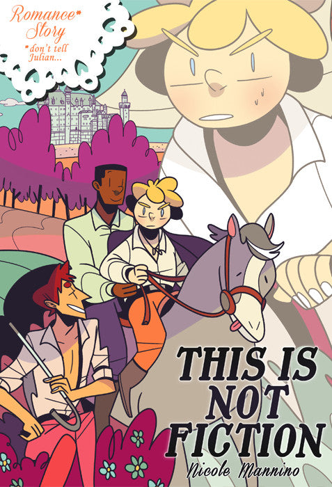THIS IS NOT FICTION - Essential print from This Is Not Fiction - Webcomic Merchandise