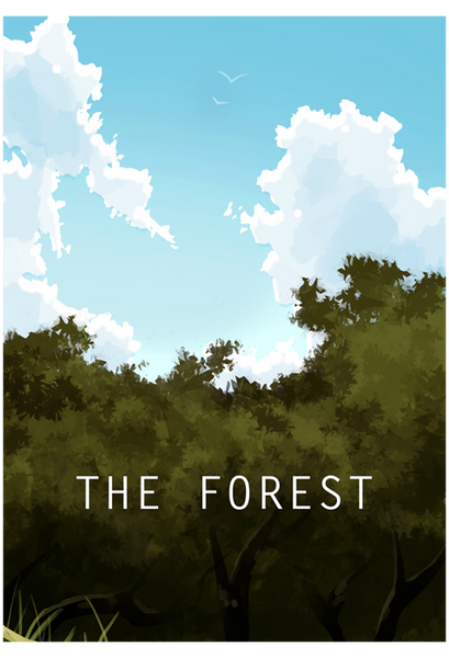 The Forest (ebook) from The Boy Who Fell - Webcomic Merchandise
