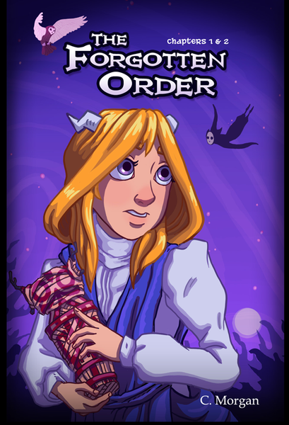 The Forgotten Order Volume 1 - Ebook Format from The Forgotten Order - Webcomic Merchandise