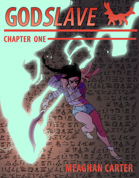 Godslave - Chapter 1 from Godslave - Webcomic Merchandise