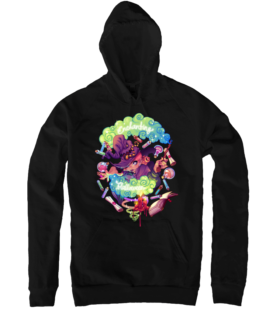 Hiveworks Halloween Hoodie from Special Items - Webcomic Merchandise