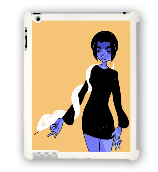 Godslave - Holy Snake iPad Case from Godslave - Webcomic Merchandise