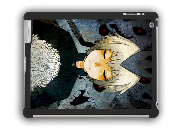 The Boy Who Fell - The Dead Cannot Hurt You iPad case from The Boy Who Fell - Webcomic Merchandise