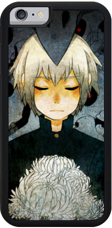 The Boy Who Fell - The Dead Cannot Hurt You iPhone case from The Boy Who Fell - Webcomic Merchandise