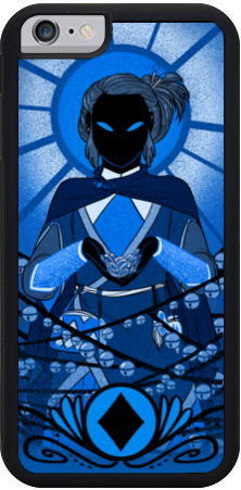 Alice and the Nightmare - Diamond iPhone case from Alice and the Nightmare - Webcomic Merchandise