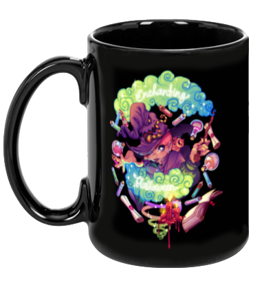 Hiveworks Halloween Mug from Special Items - Webcomic Merchandise