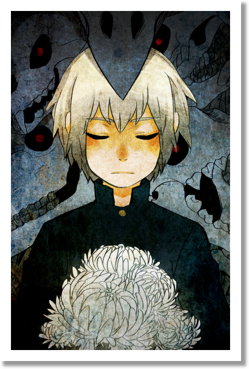 The Boy Who Fell - The Dead Cannot Hurt You Poster from The Boy Who Fell - Webcomic Merchandise