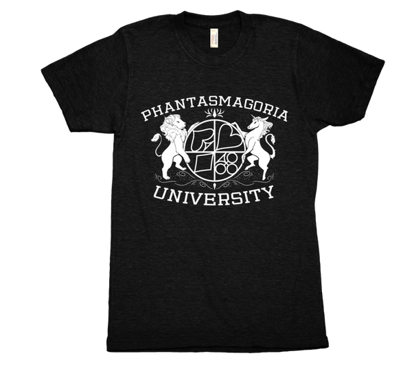 Phantasmagoria U T-shirt from Alice and the Nightmare - Webcomic Merchandise