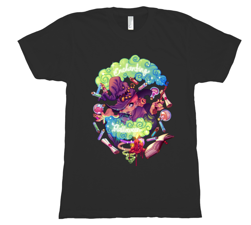 Hiveworks Halloween Shirt from Special Items - Webcomic Merchandise