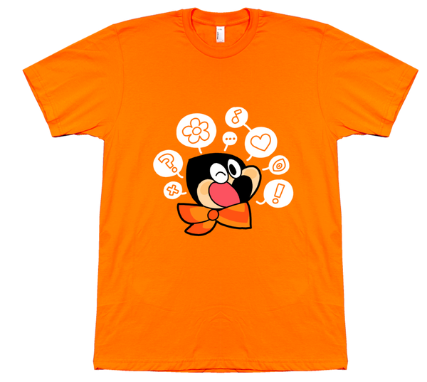 Jailbird - Big Talker Shirt from Jailbird - Webcomic Merchandise