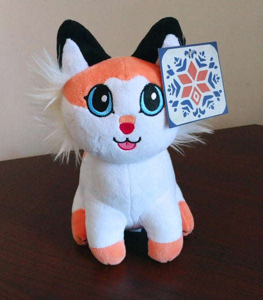 SSSS - Kitty Plush - Digital Backers from Hivemill - Webcomic Merchandise